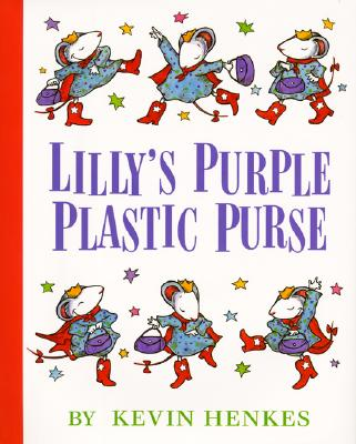 Lilly's Purple Plastic Purse By Henkes, Kevin